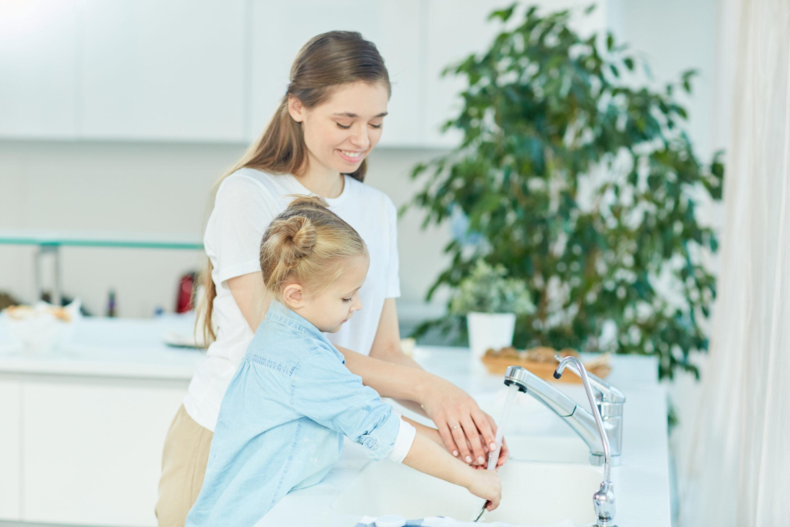 Kraanwater in de keuken